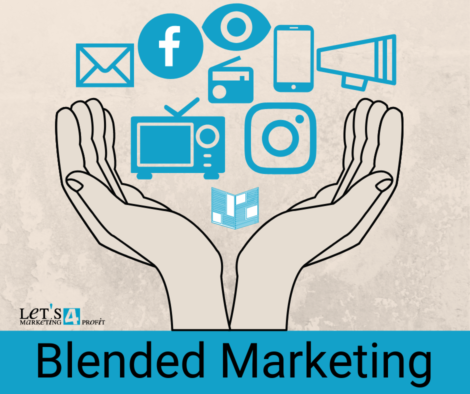 Blended Marketing online offline
