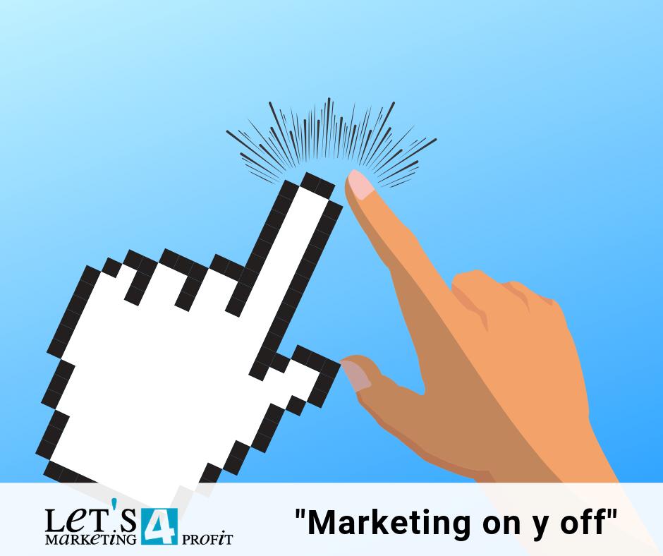 ¿Marketing Offline u Online?